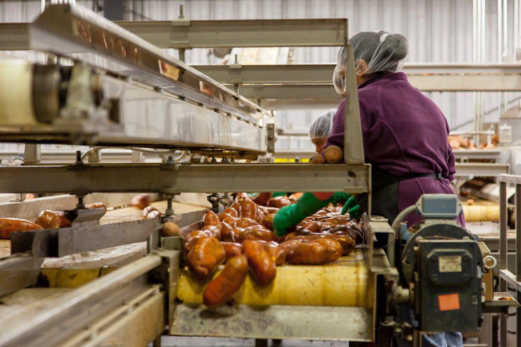 Lubricantes en la industria alimentaria